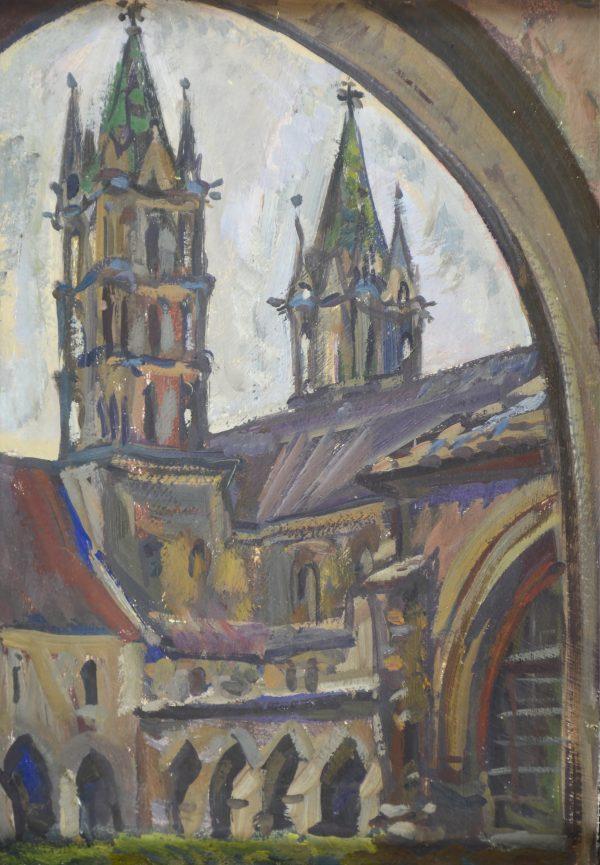 Собор Петра и Павла, Наумбург