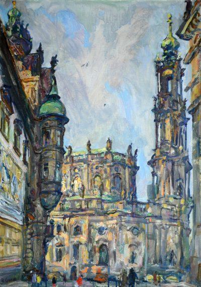 Дрезденская придворная церковь - Хофкирхе